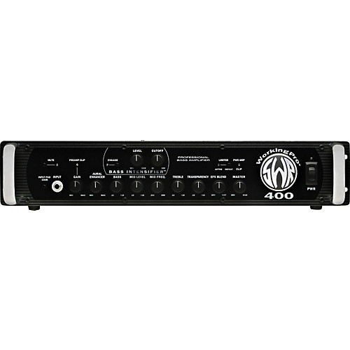 SWR WORKING PRO 400W HEAD BASOWY